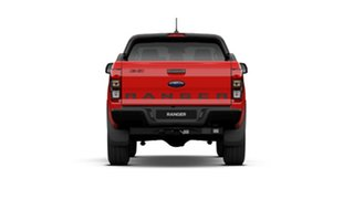 2021 Ford Ranger PX MKIII 2021.7 FX4 True Red 10 Speed SMF Double Cab Pick Up
