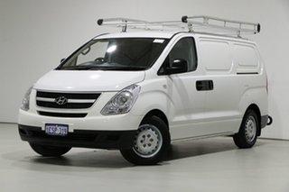 2015 Hyundai iLOAD TQ MY15 White 6 Speed Manual Van.