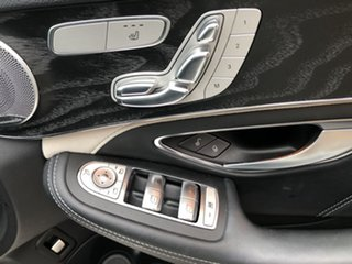 2016 Mercedes-AMG C63 S C Diamond White 7 Speed Automatic Wagon