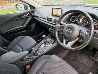 2015 Mazda 3 BM5476 Maxx SKYACTIV-MT Snowflake White 6 Speed Manual Hatchback