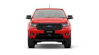 2021 Ford Ranger PX MKIII 2021.7 FX4 True Red 10 Speed SMF Double Cab Pick Up.