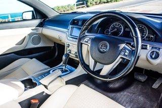 2011 Holden Calais VE II V Grey 6 Speed Sports Automatic Sedan