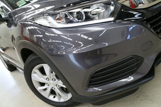 2021 Honda HR-V MY21 VTi Modern Steel 1 Speed Constant Variable Hatchback.