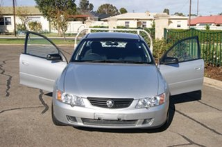 2004 Holden Commodore VY II One Tonner Silver 4 Speed Automatic Cab Chassis