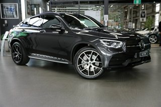 2020 Mercedes-Benz GLC-Class C253 800+050MY GLC300 Coupe 9G-Tronic 4MATIC Grey 9 Speed.
