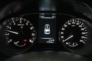 2015 Nissan X-Trail T32 ST 2WD Black 6 Speed Manual Wagon