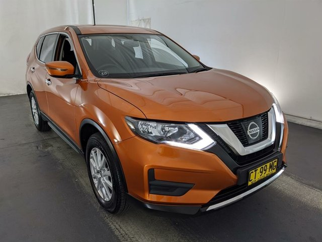Used Nissan X-Trail T32 Series II ST X-tronic 2WD Maryville, 2019 Nissan X-Trail T32 Series II ST X-tronic 2WD Orange 7 Speed Constant Variable Wagon
