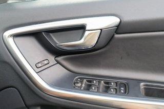 2016 Volvo S60 F Series MY17 T4 Adap Geartronic Kinetic Black 6 Speed Sports Automatic Sedan