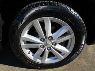 2012 Mitsubishi ASX XA MY12 Activ 2WD Black 6 Speed Constant Variable Wagon