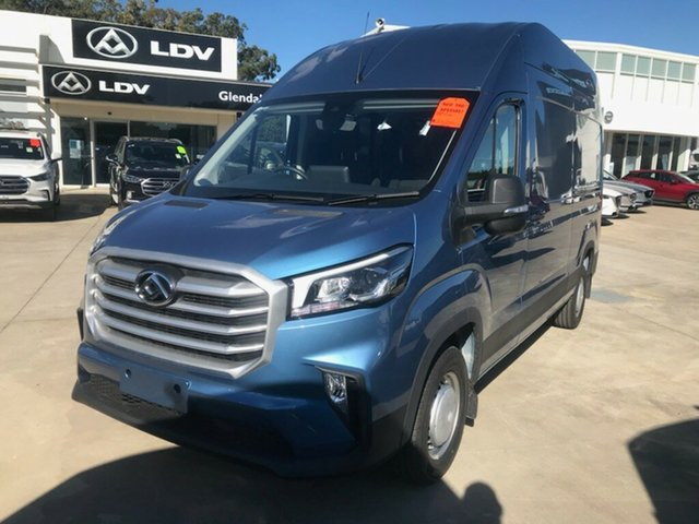New LDV Deliver 9 LWB High Roof Glendale, 2021 LDV Deliver 9 LWB High Roof B 6 Speed Automatic Van