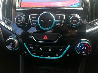 2017 Holden Astra BL MY18 LTZ Absolute Red 6 Speed Sports Automatic Sedan