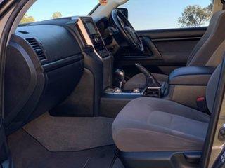2017 Toyota Landcruiser VDJ200R MY16 GXL (4x4) Graphite 6 Speed Automatic Wagon