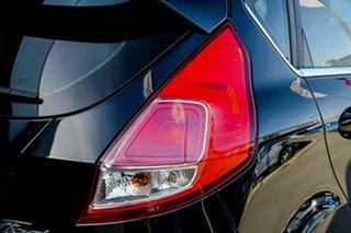 2016 Ford Fiesta WZ Sport Black 5 Speed Manual Hatchback