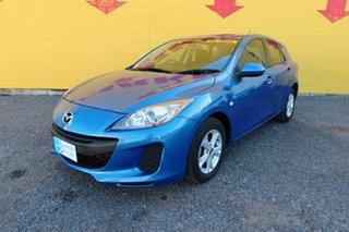 2013 Mazda 3 Blue Automatic Sedan