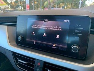 2021 Skoda Scala NW MY21 110TSI DSG Blue 7 Speed Sports Automatic Dual Clutch Hatchback