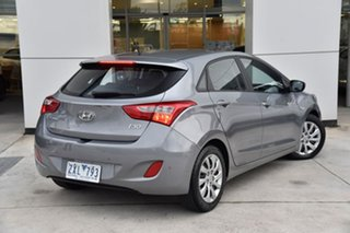 2013 Hyundai i30 GD Active Silver 6 Speed Manual Hatchback.