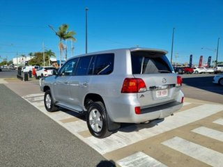 2014 Toyota Landcruiser VDJ200R MY13 Altitude Silver Pearl 6 Speed Sports Automatic Wagon