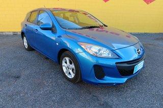 2013 Mazda 3 Blue Automatic Sedan.