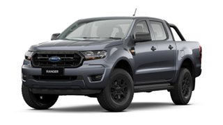 2021 Ford Ranger PX MkIII 2021.75MY Sport Meteor Grey 6 Speed Sports Automatic Double Cab Pick Up.