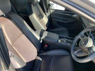 2019 Mazda 3 BP2HLA G25 SKYACTIV-Drive GT Silver 6 Speed Sports Automatic Hatchback