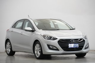 2014 Hyundai i30 GD2 MY14 SE Silver 6 Speed Sports Automatic Hatchback