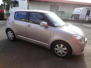 2005 Suzuki Swift EZ Pink 5 Speed Manual Hatchback