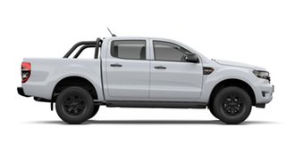 2021 Ford Ranger PX MkIII 2021.75MY Sport Arctic White 6 Speed Sports Automatic Double Cab Pick Up