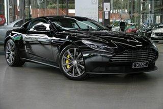 2017 Aston Martin DB11 MY18.5 Black 8 Speed Sports Automatic Coupe.
