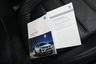 2017 Volkswagen Touareg 7P MY17 150TDI Tiptronic 4MOTION Pure White 8 Speed Sports Automatic Wagon