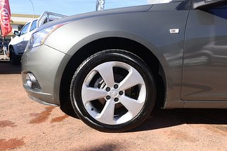 2013 Holden Cruze JH MY13 CD Grey 6 Speed Automatic Hatchback.