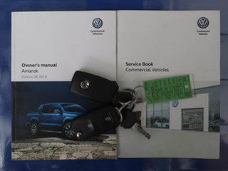 2019 Volkswagen Amarok 2H MY19 V6 TDI 580 Ultimate Blue 8 Speed Automatic Dual Cab Utility