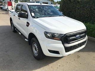 2016 Ford Ranger PX MkII XL Hi-Rider White 6 speed Automatic Utility.