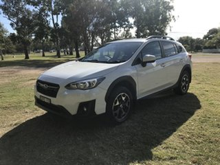 2018 Subaru XV G5X MY18 2.0i Lineartronic AWD Crystal Pearl 7 Speed Constant Variable Wagon.