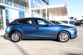 2018 Mazda 3 BN5476 Maxx SKYACTIV-MT Sport Blue 6 Speed Manual Hatchback.