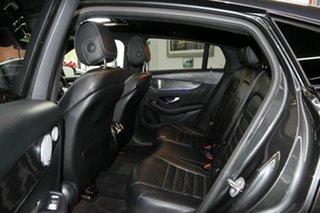 2020 Mercedes-Benz GLC-Class C253 800+050MY GLC300 Coupe 9G-Tronic 4MATIC Grey 9 Speed