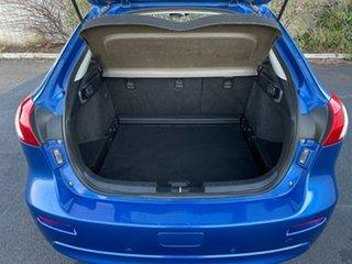 2009 Mitsubishi Lancer CJ MY09 VR Sportback Blue 6 Speed Constant Variable Hatchback