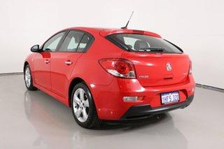 2011 Holden Cruze JH MY12 SRi V Red 6 Speed Automatic Hatchback