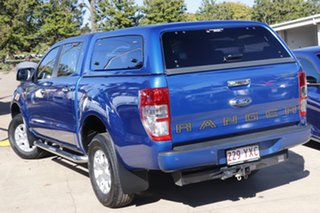 2019 Ford Ranger PX MkIII 2019.00MY XLS Blue 6 Speed Sports Automatic Double Cab Pick Up