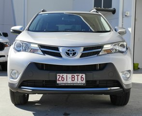 2015 Toyota RAV4 ZSA42R MY14 GXL 2WD Silver 7 Speed Constant Variable Wagon.