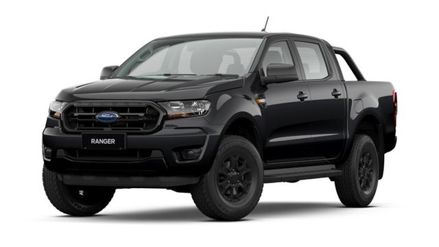 New Ford Ranger PX MkIII MY21.25 Sport 3.2 (4x4) Dandenong, 2021 Ford Ranger PX MkIII MY21.25 Sport 3.2 (4x4) Shadow Black 6 Speed Automatic Double Cab Pick Up