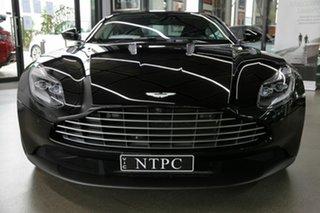 2017 Aston Martin DB11 MY18.5 Black 8 Speed Sports Automatic Coupe