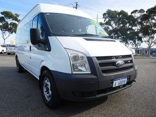 2008 Ford Transit VM Mid Roof White 6 Speed Manual Bus