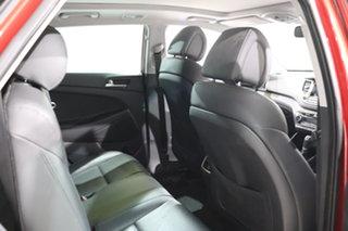2016 Hyundai Tucson TLE Highlander D-CT AWD Red 7 Speed Sports Automatic Dual Clutch Wagon