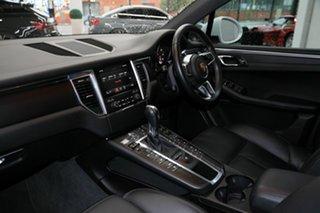 2017 Porsche Macan 95B MY17 PDK AWD White 7 Speed Sports Automatic Dual Clutch Wagon
