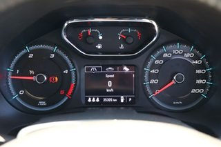 2018 Holden Colorado RG MY18 LTZ Pickup Crew Cab 4x2 White 6 Speed Manual Utility