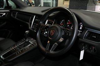 2017 Porsche Macan 95B MY17 PDK AWD White 7 Speed Sports Automatic Dual Clutch Wagon.