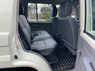 2021 Toyota Landcruiser Workmate French Vanilla Manual Wagon