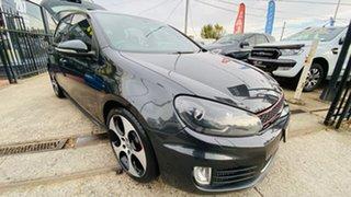 2010 Volkswagen Golf VI MY10 GTI DSG Grey 6 Speed Sports Automatic Dual Clutch Hatchback.