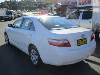 2007 Toyota Camry ACV40R 07 Upgrade Altise White 5 Speed Automatic Sedan.