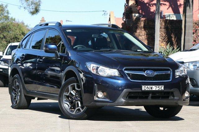 Pre-Owned Subaru XV MY17 2.0I-S Mosman, 2017 Subaru XV MY17 2.0I-S Blue Continuous Variable Wagon